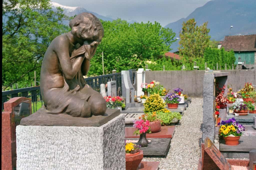 Cimitero e Camera Mortuaria
